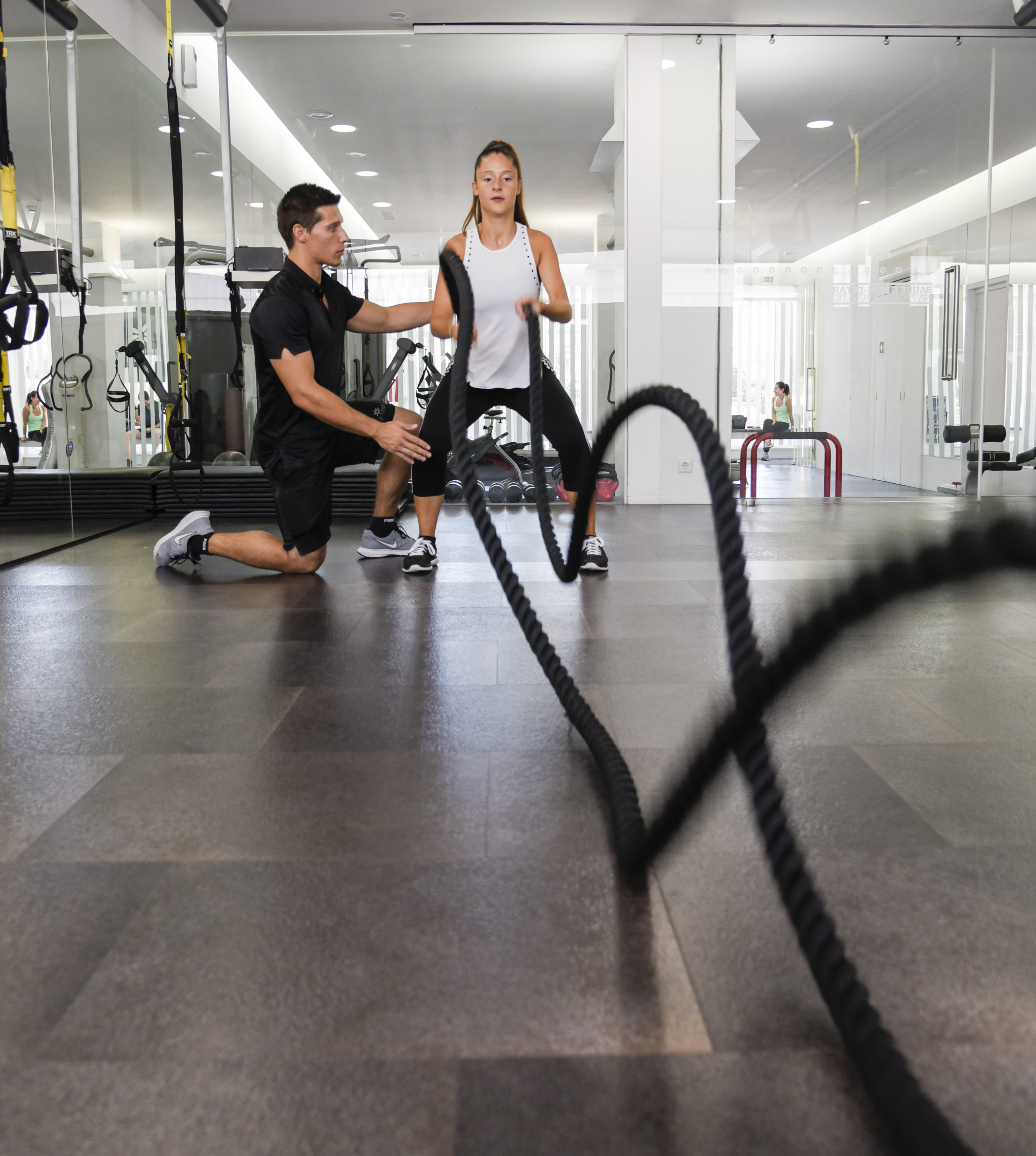 Condicao fisica geral exercicio fisico no porto