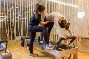 Personal Trainer Pilates inspire studio