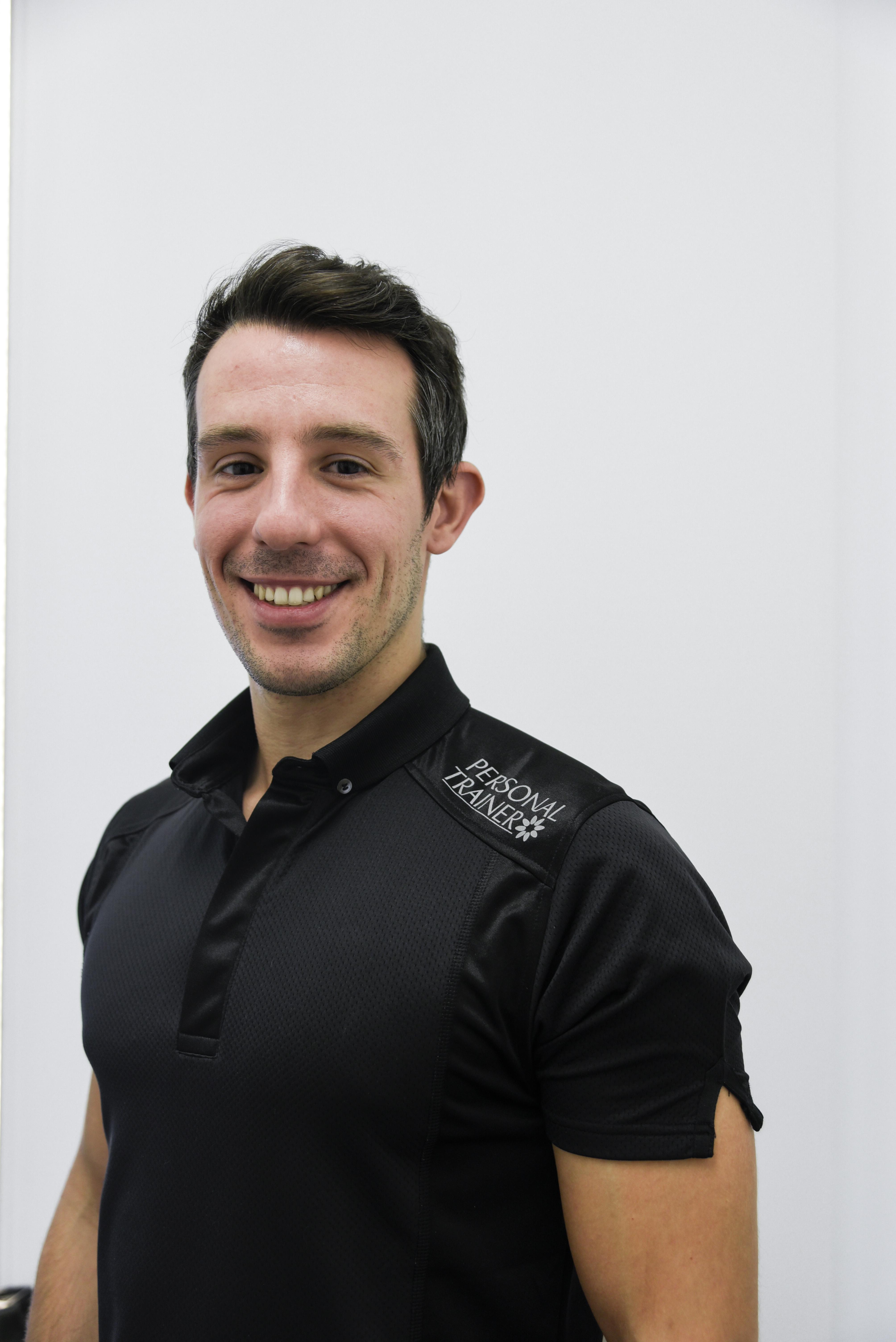 marco ribeiro inspire studio personal trainer