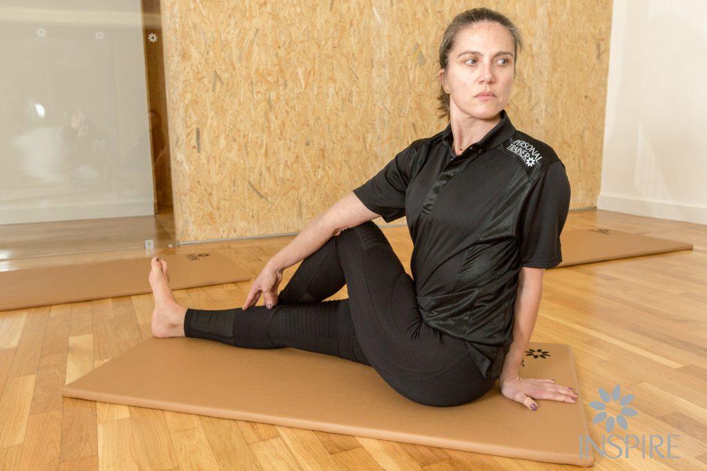 pratica yoga no porto