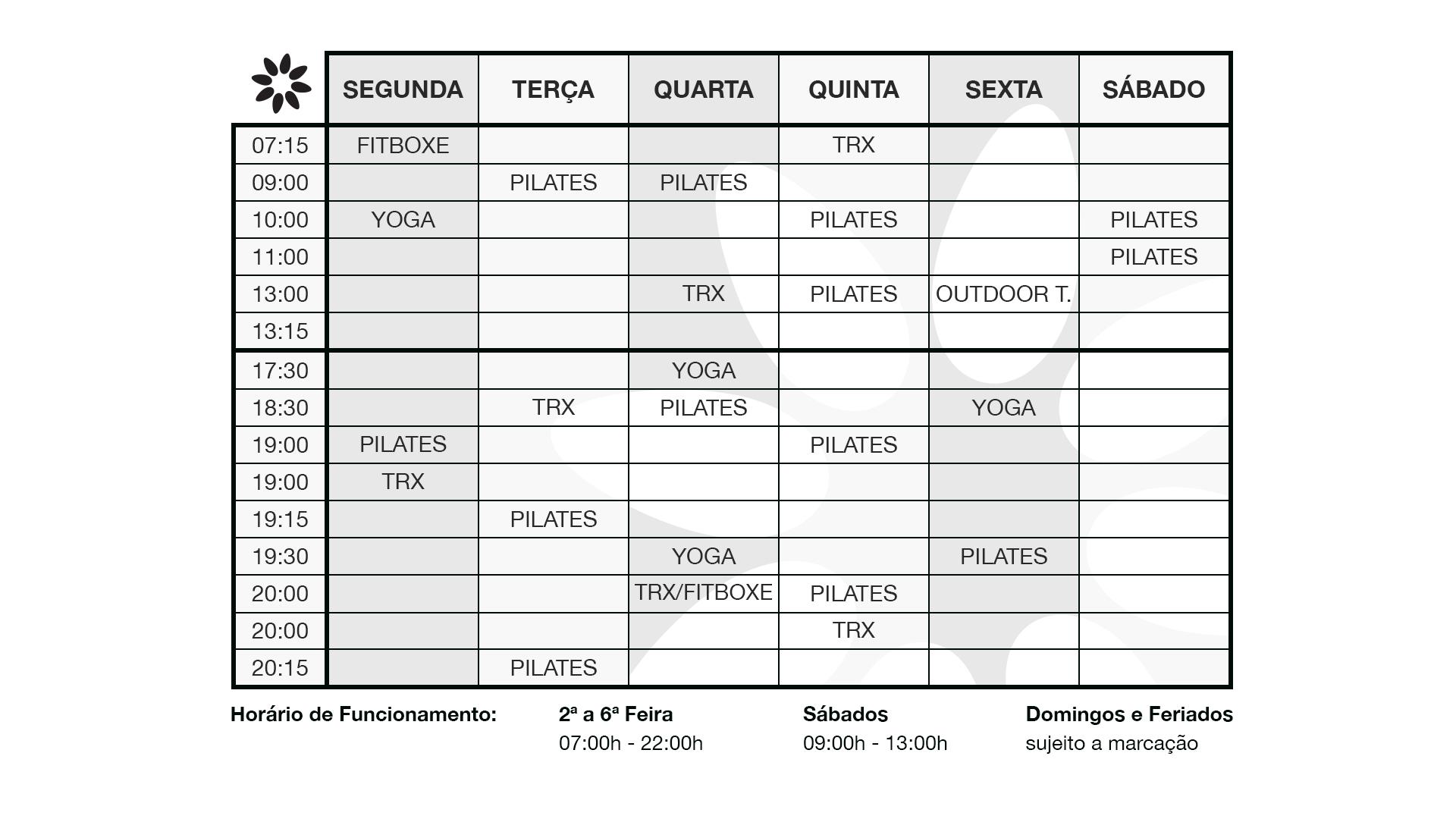 Mapa aulas