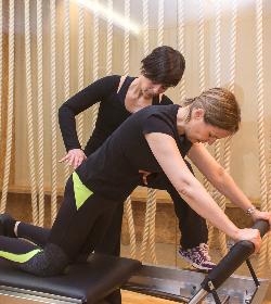 Personal Trainer Pilates inspire studio porto