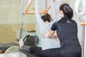 exercicios em Pilates