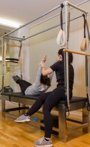 pilates nas maquinas inspire studio