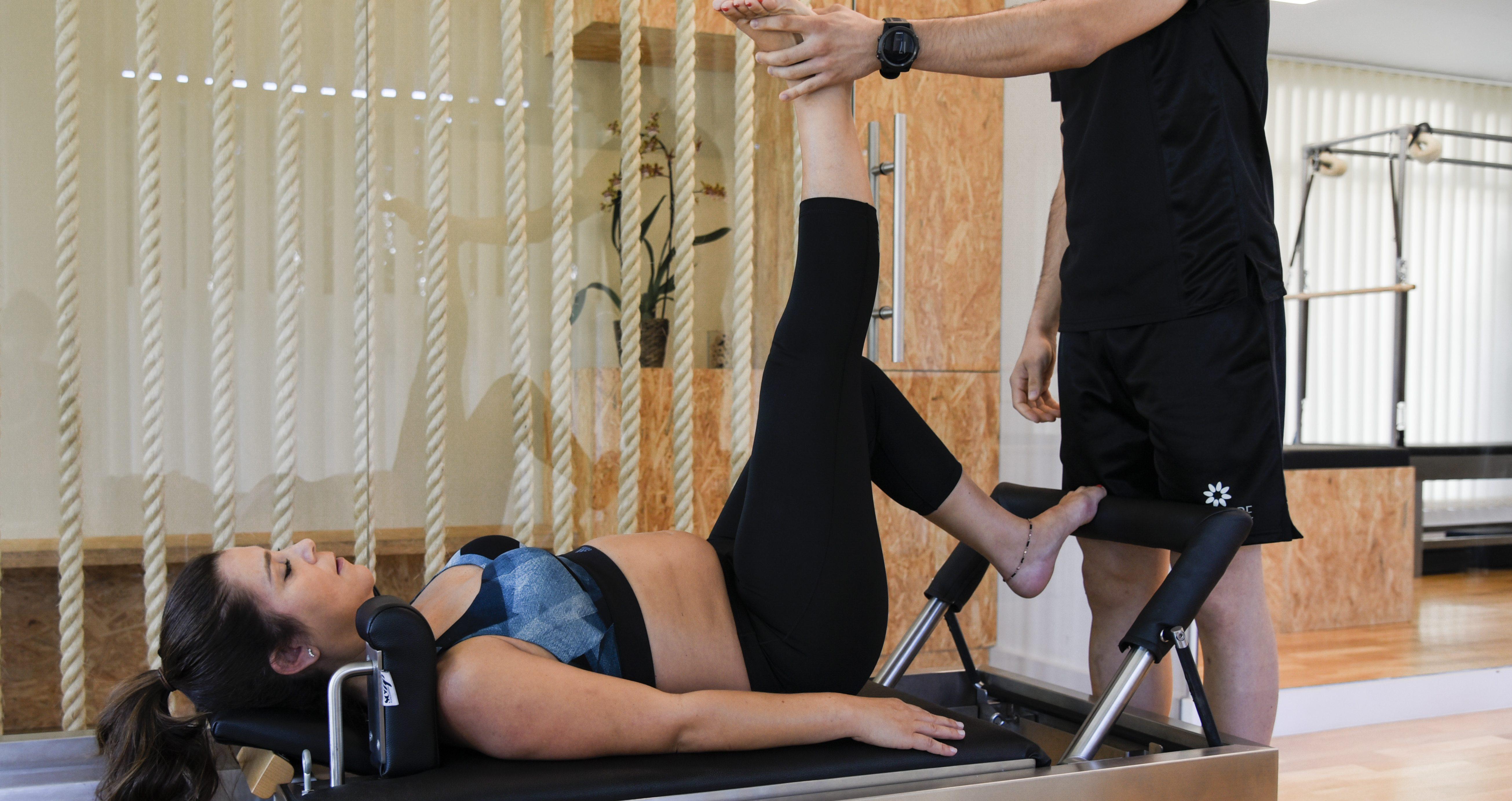 Pilates e a gravidez
